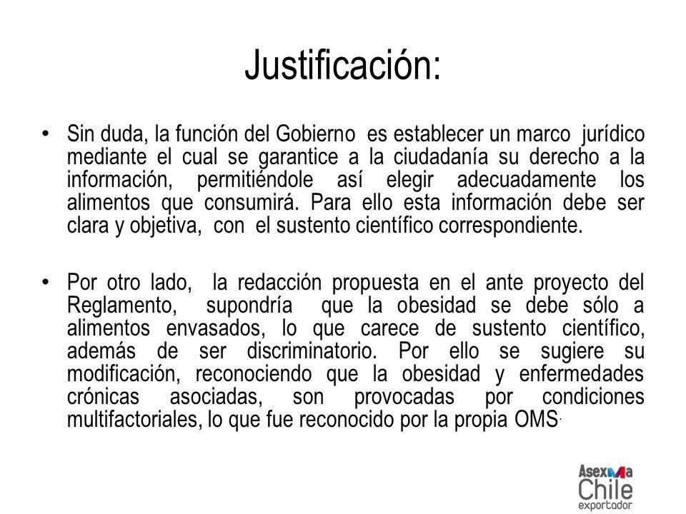 Justificación: Sin duda, la función del Gobierno es establecer un marco jurídico mediante el cual se garantice a la ciudadanía su derecho a la informa