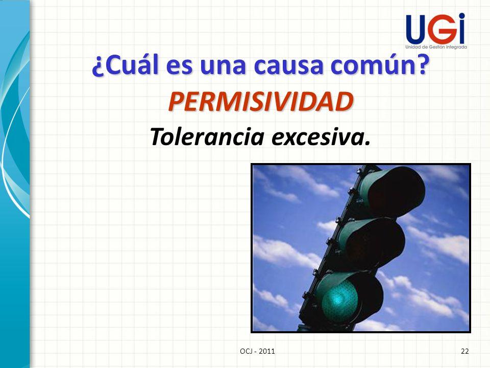 OCJ - 201123 Las personas íntimamente perciben que los accidentes les suceden a los demás.