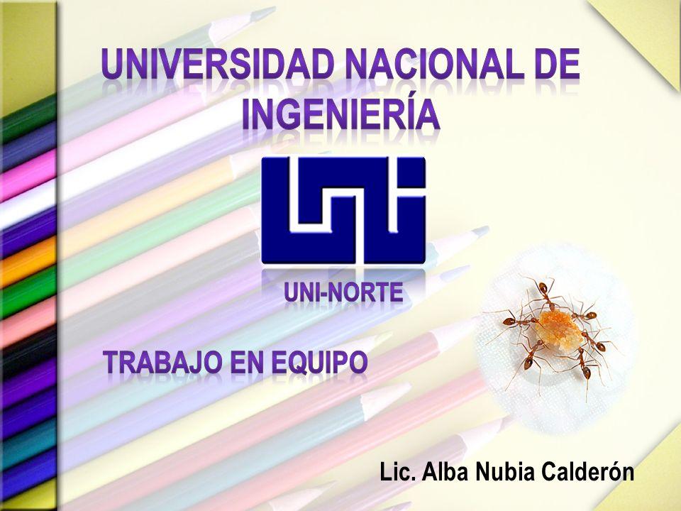 Lic. Alba Nubia Calderón