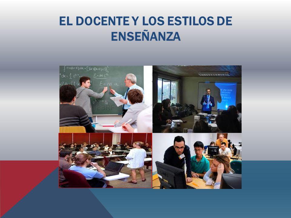 El ejercicio docente y el acto pedagógico. El quehacer docente involucra aprendizaje y formación en una doble vía: la propia y la de sus estudiantes.