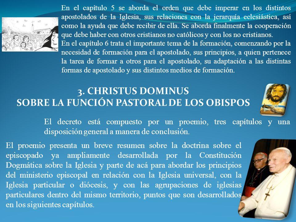 El decreto está compuesto por un proemio, tres capítulos y una disposición general a manera de conclusión. El proemio presenta un breve resumen sobre