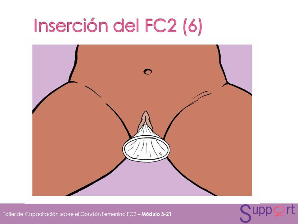 Taller de Capacitación sobre el Condón Femenino FC2 – Módulo 3-21