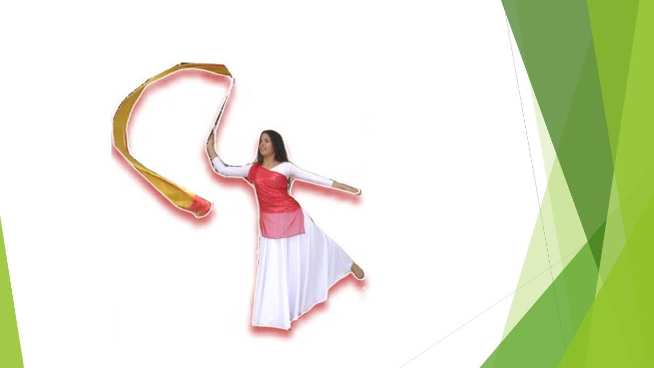 Tipos de danza cristiana Danza Intérprete Son pasos fijos y finos dados por Dios.