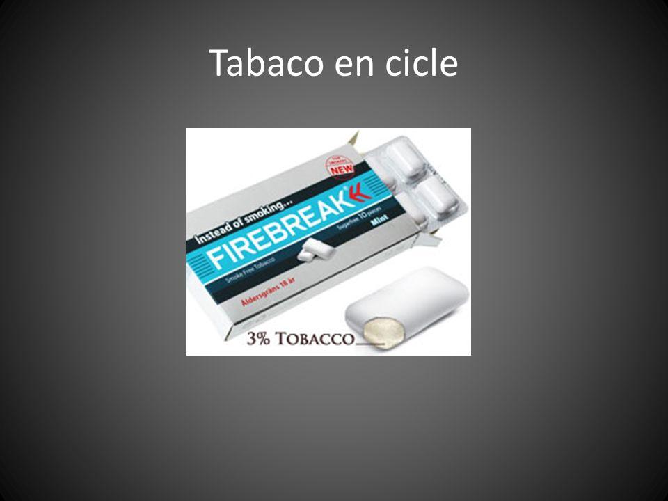 Tabaco en cicle