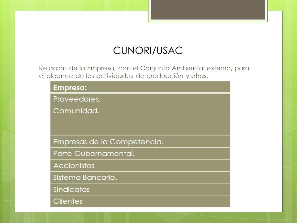 CUNORI/USAC Necesidades Secundarias: Son aquellas necesidades complementarias, referentes a la parte suntuaria/lujo, que la población puede satisfacer
