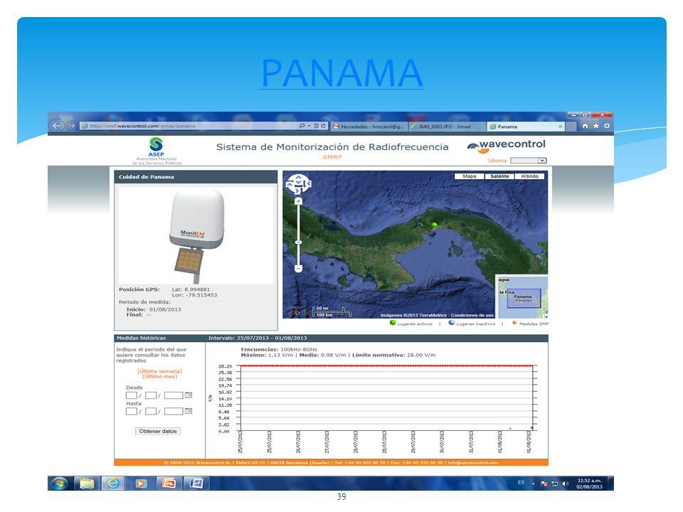 PANAMA 39