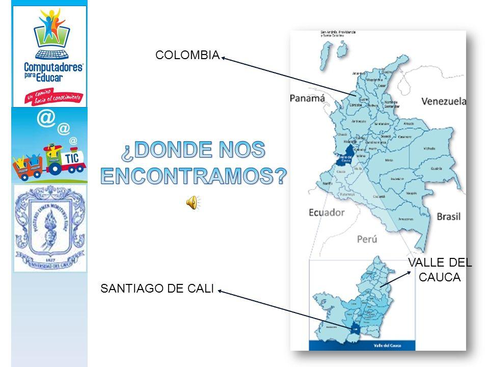 COLOMBIA VALLE DEL CAUCA SANTIAGO DE CALI