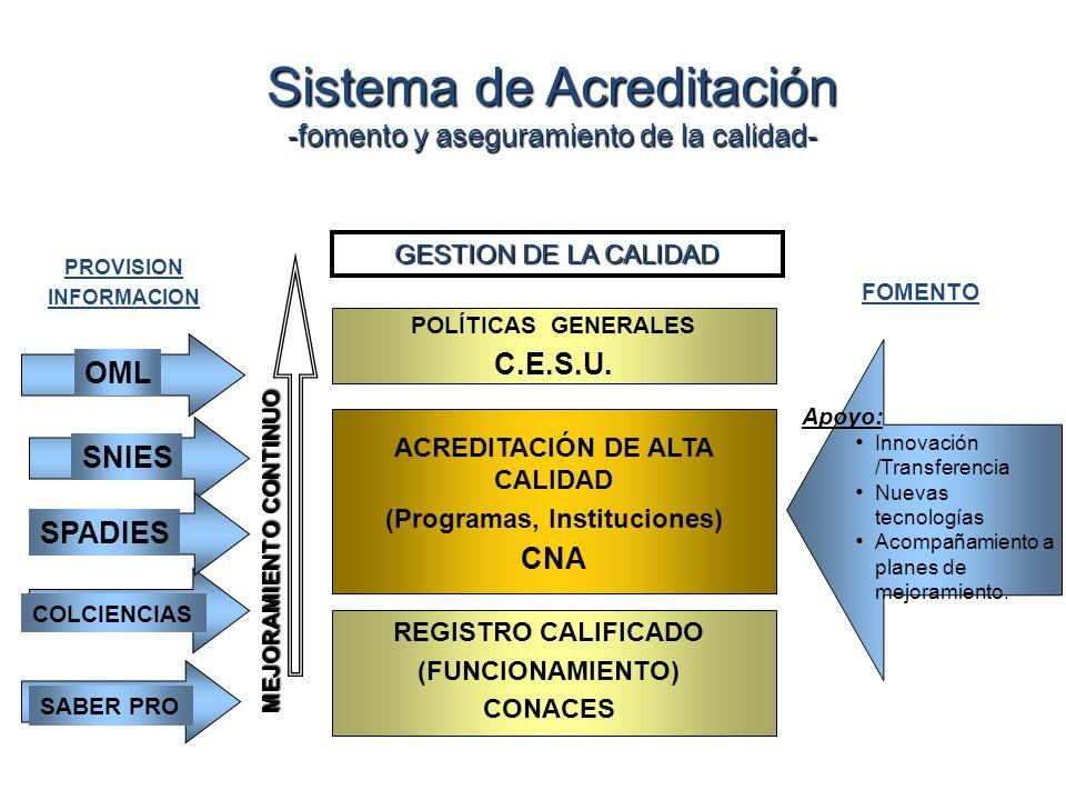 Marco Legal del CNA en Colombia SISTEMA DE PESOS Y CONTRAPESOS DEMOCRACIA PARTICIPATIVA 1.