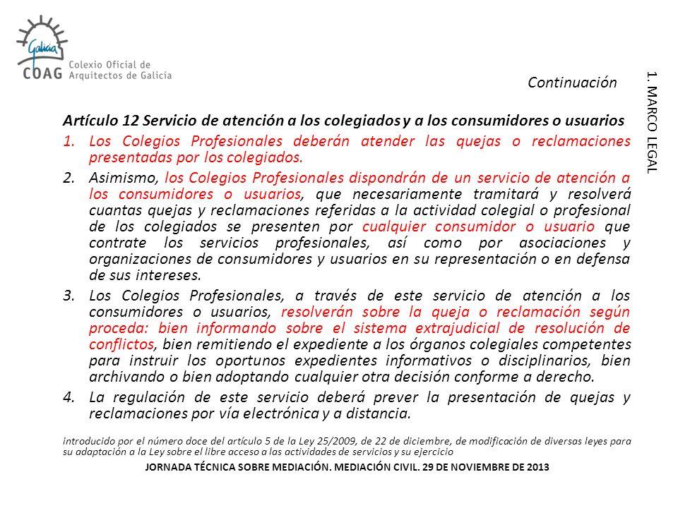 h.Informes de actividad año 2012 y hasta nov 2013 JORNADA TÉCNICA SOBRE MEDIACIÓN.