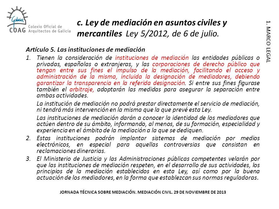 1.MARCO LEGAL Artículo 14.