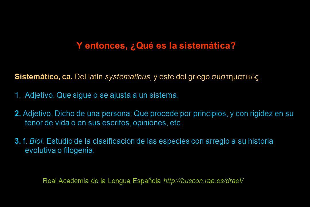 Sistemático, ca.Del latín systematĭcus, y este del griego συστηματικ ς.