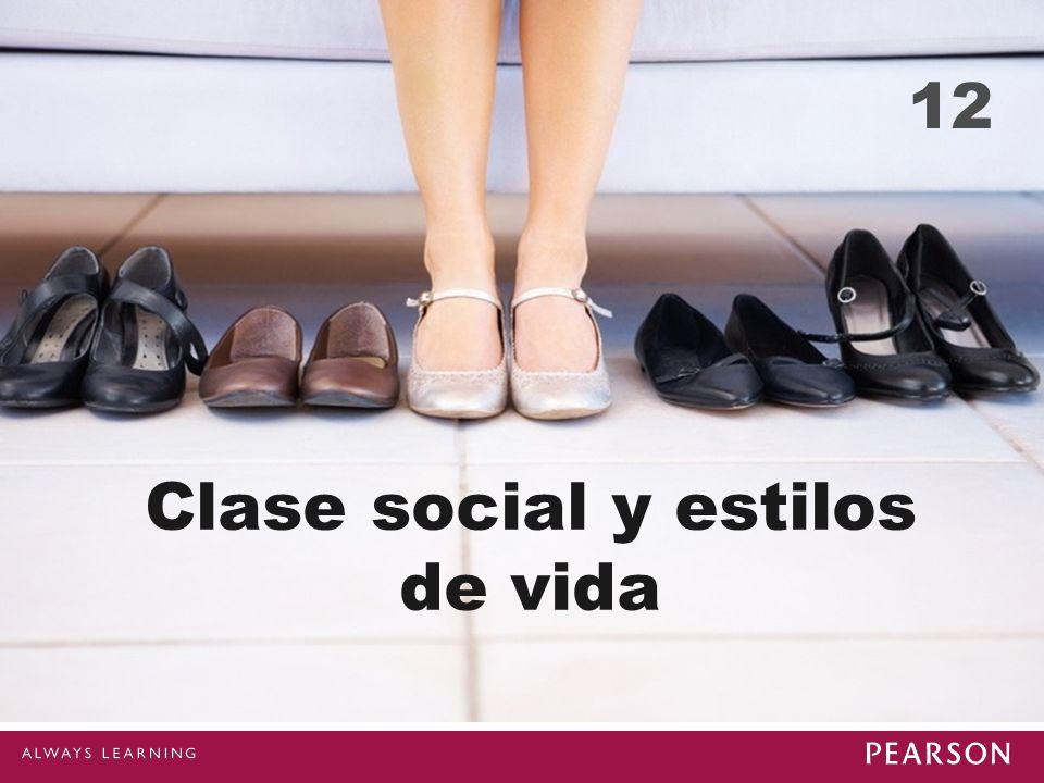 12 Clase social y estilos de vida
