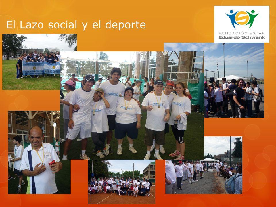 El Lazo social y el deporte