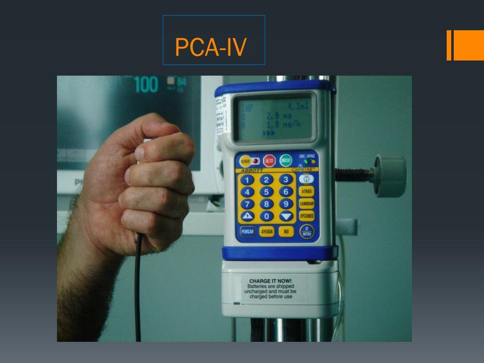 PCA-IV
