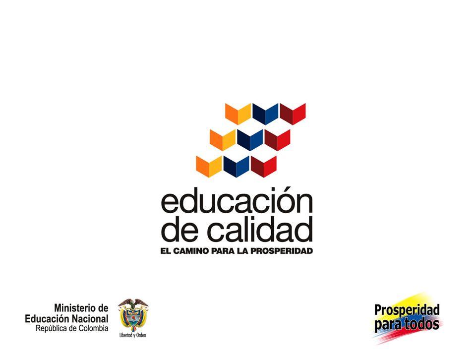 Informe de análisis a partir de la sistematización de la Encuesta de percepción sobre una educación con calidad Presentado por: Natalia Ramírez Jaramillo Octubre 12 de 2011