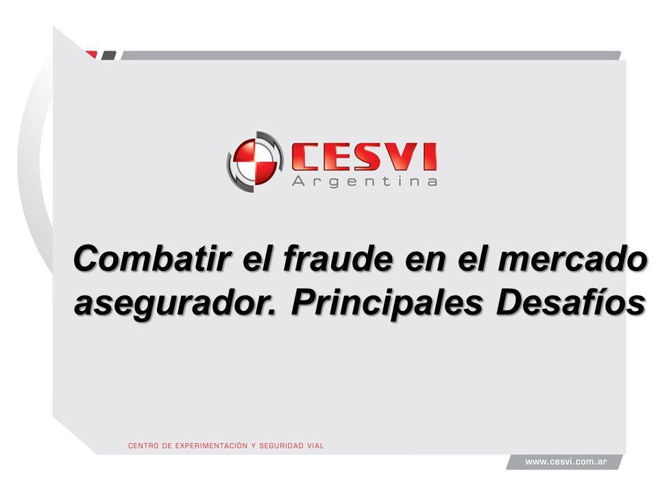 Combatir el fraude en el mercado asegurador. Principales Desafíos