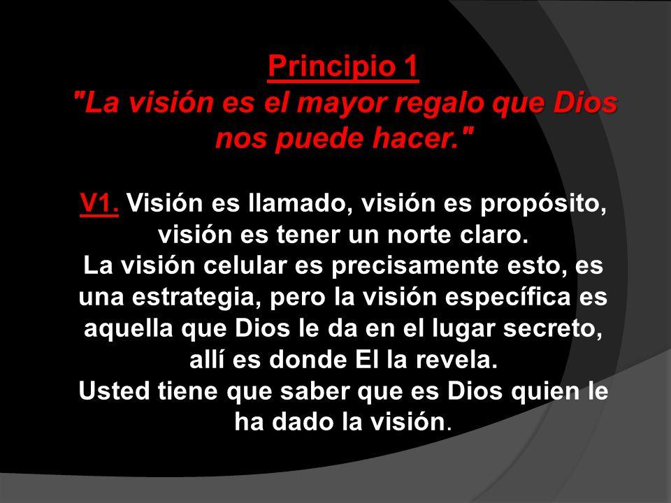 PRINCIPIO NUMERO 2 LA VISION DE DIOS LO LLEVA DONDE ESTA LA NECESIDAD V2.