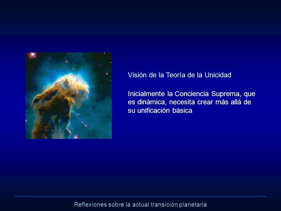 Reflexiones sobre la actual transición planetaria Existe una gran Magia Andina.