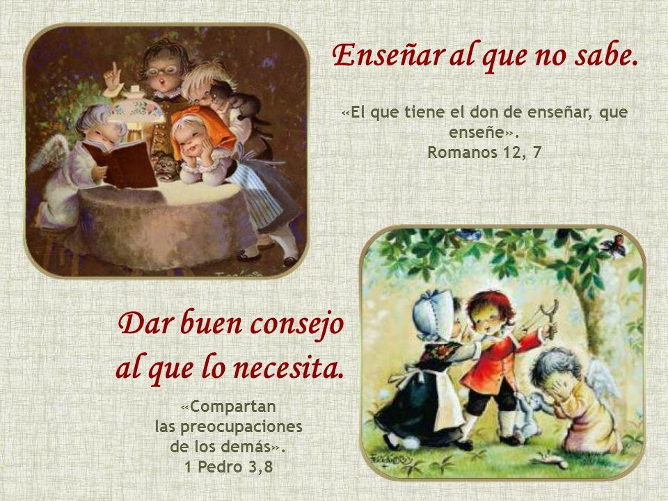 La parábola nos invita a escuchar la Palabra, pero sobre todo a hacer de esta Palabra acciones concretas de vida.