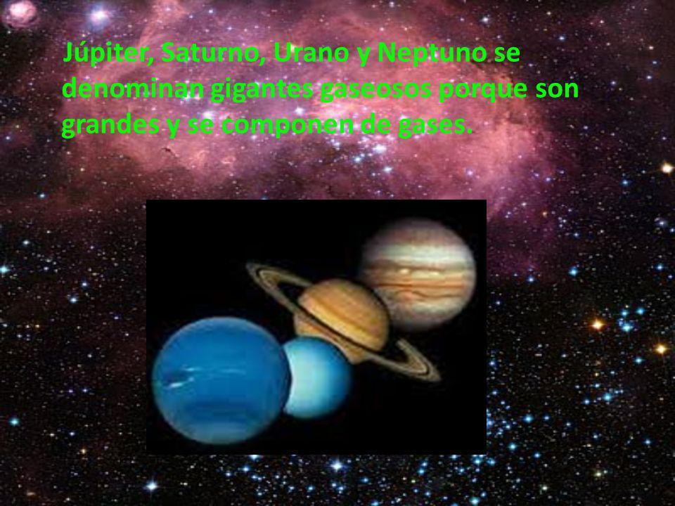 Satélites: son cuerpos celestes más pequeños, como satélites, y orbitan alrededor de su planeta.