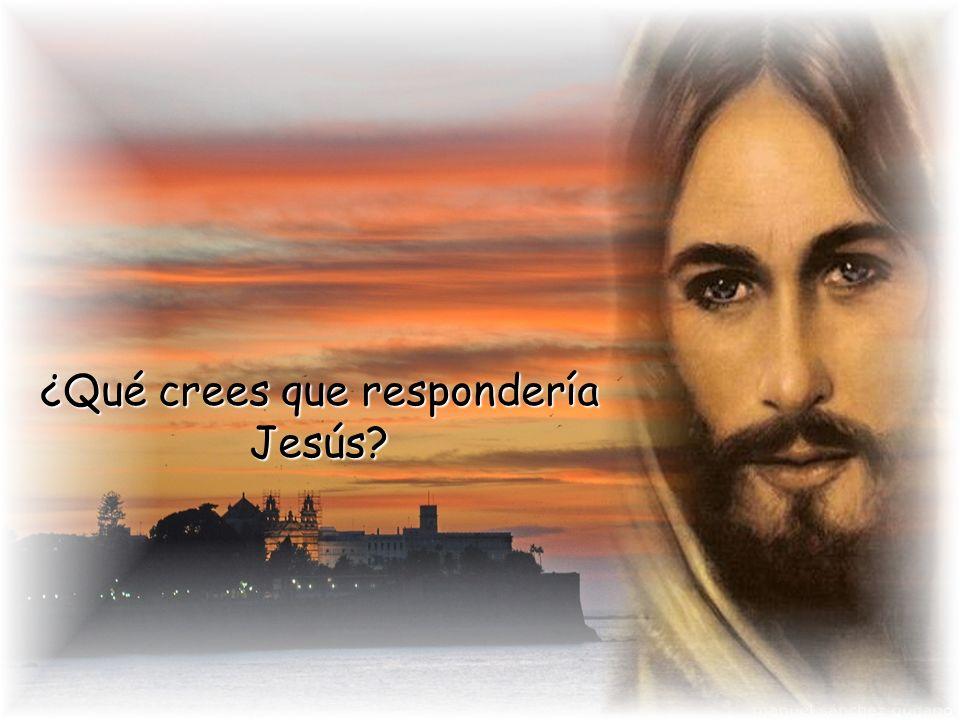 ¿Qué cuestiones te gustaría plantearle a Jesús sobre este tema?