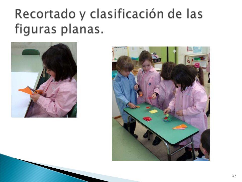 Preguntamos a los niños y niñas ¿qué ven en este cuadro? ¿Qué les sugiere?.- círculos.- líneas rectas..- líneas curvas..- triángulos..- cuadraditos.-