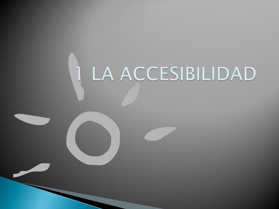 Accesibilidad Universal Diseño para todos Turismo Accesible