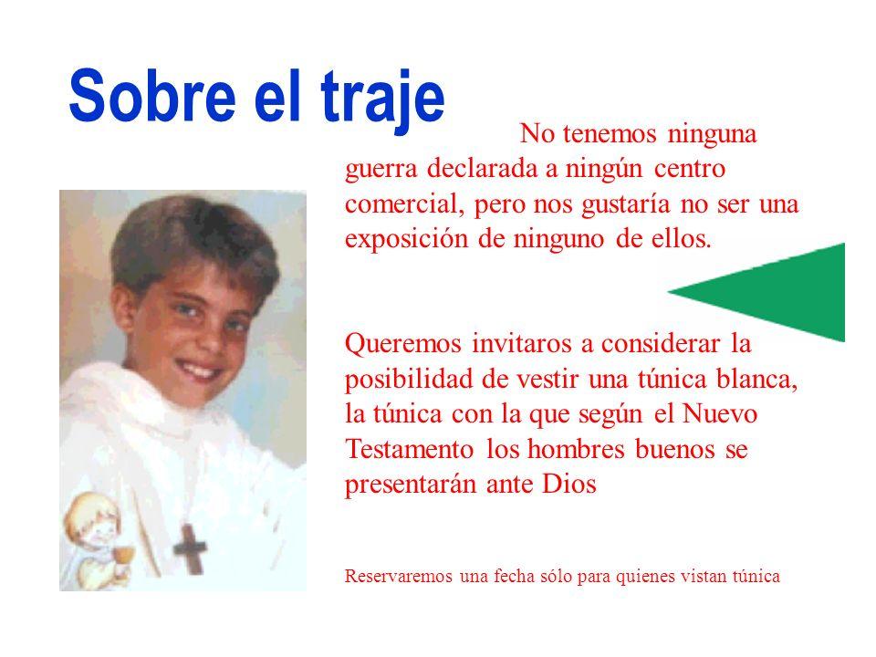 Parroquia San Francisco de Asis A Coruña 15 Sobre los Regalos... Ojalá ningún niño recordase este día solamente por la cantidad de regalos que recibió