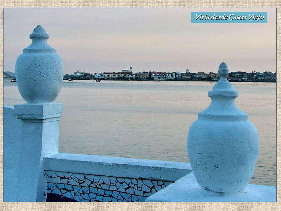 Vista desde Casco Viejo