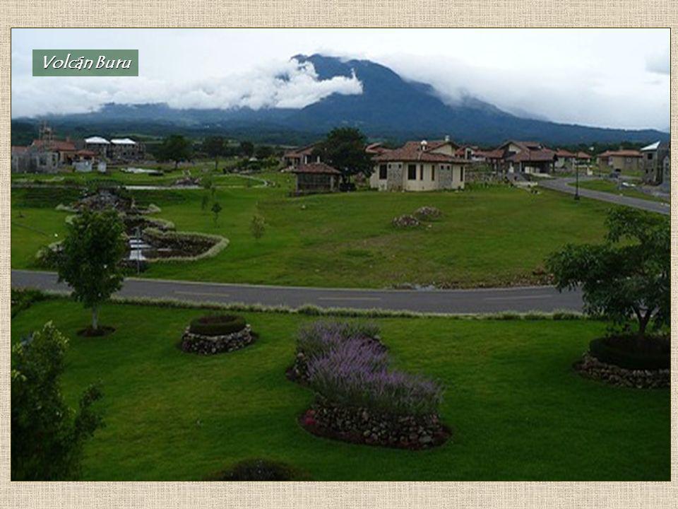 Volcán Buru