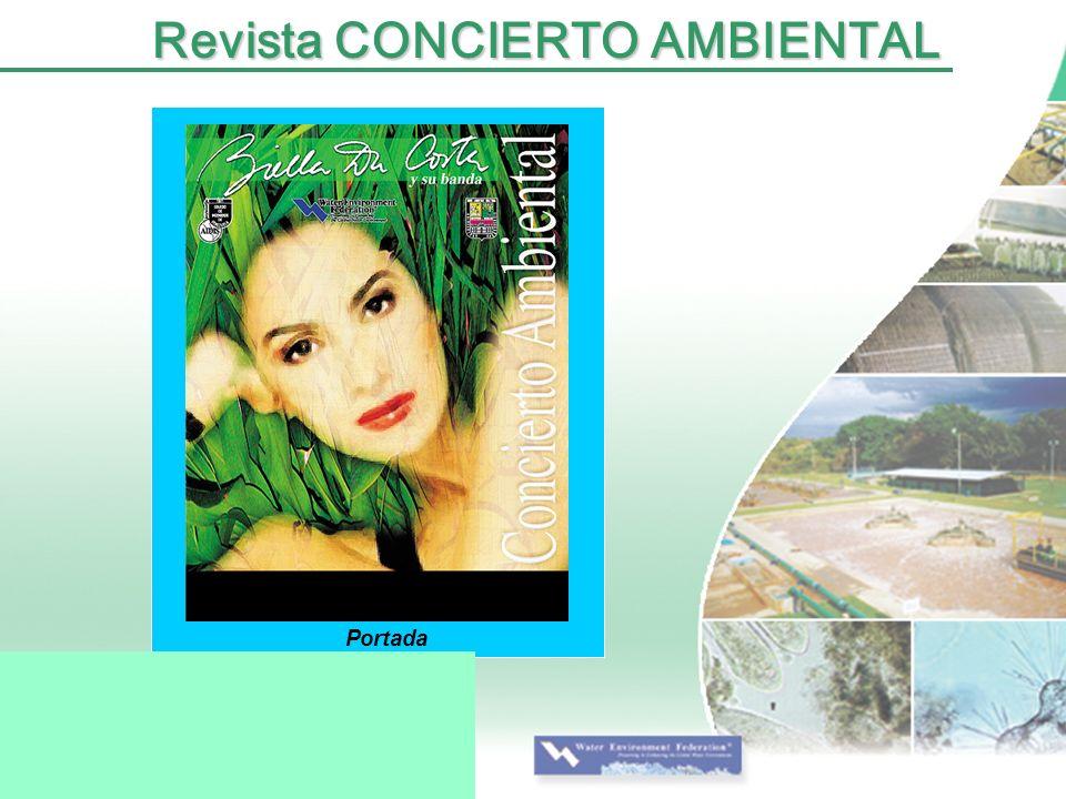 Páginas Enfrentadas Página completa de Publicidad Revista AVISA