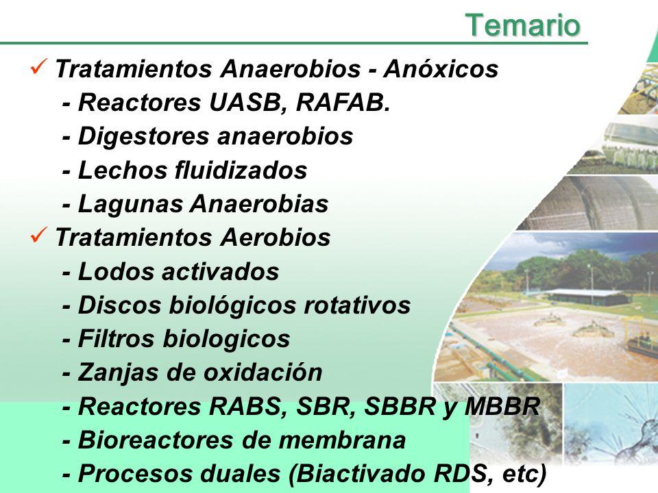 Intercambio científico – tecnológico en materia de tratamientos biológicos, empleados tanto en las aguas residuales como en el saneamiento de suelos y