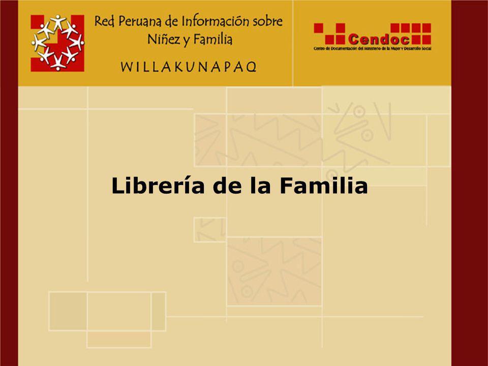Librería de la Familia