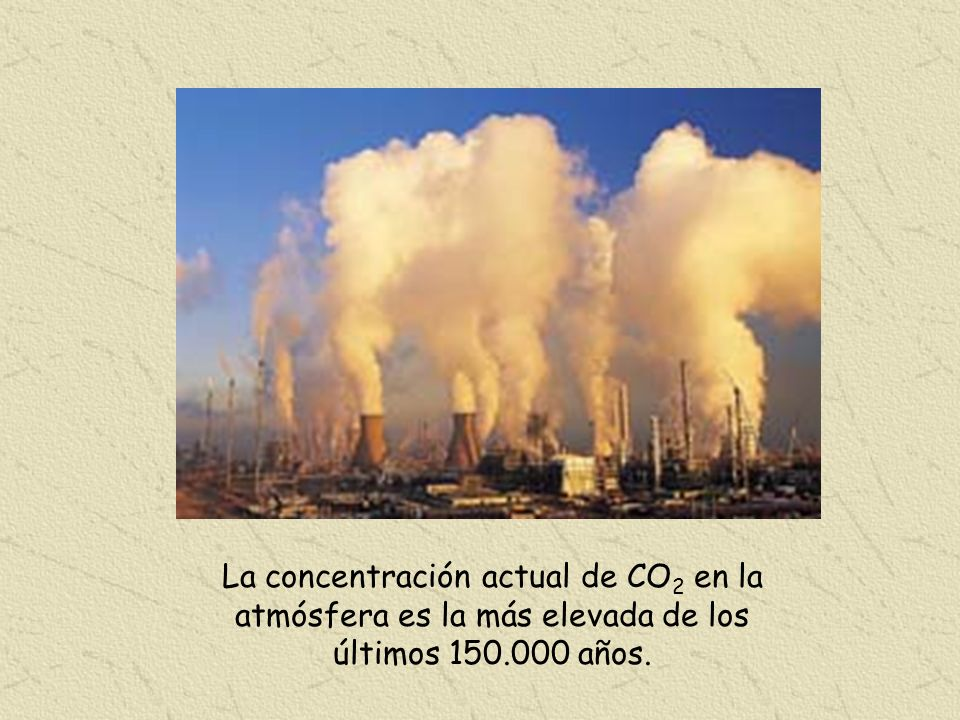 ¿POR QUÉ SABEMOS QUE ESTÁ OCURRIENDO? No faltan indicios para probar que el cambio climático es real y está afectando gravemente a nuestro planeta Vam