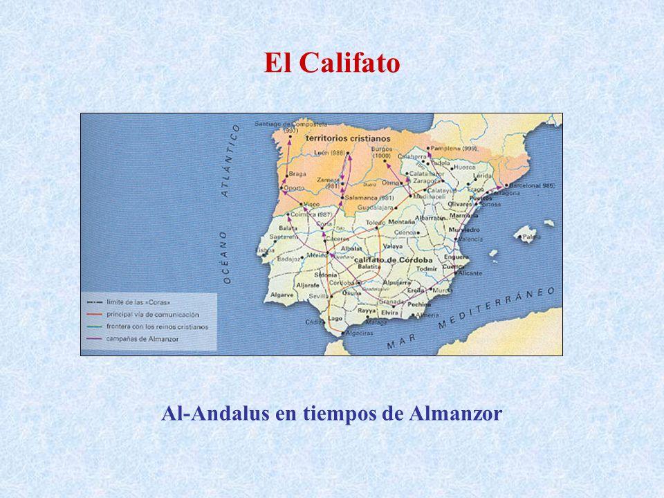 Al-Andalus en tiempos de Almanzor
