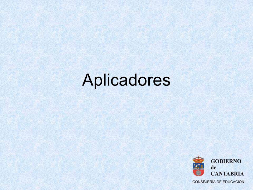 Aplicadores