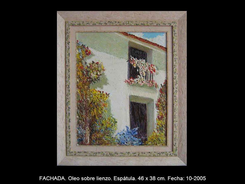 IÑIGO. Oleo sobre lienzo. 34 x 26 cm. Fecha: 6-2005