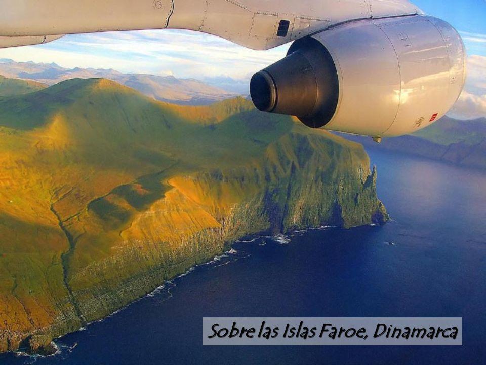Sobre las Islas Faroe, Dinamarca