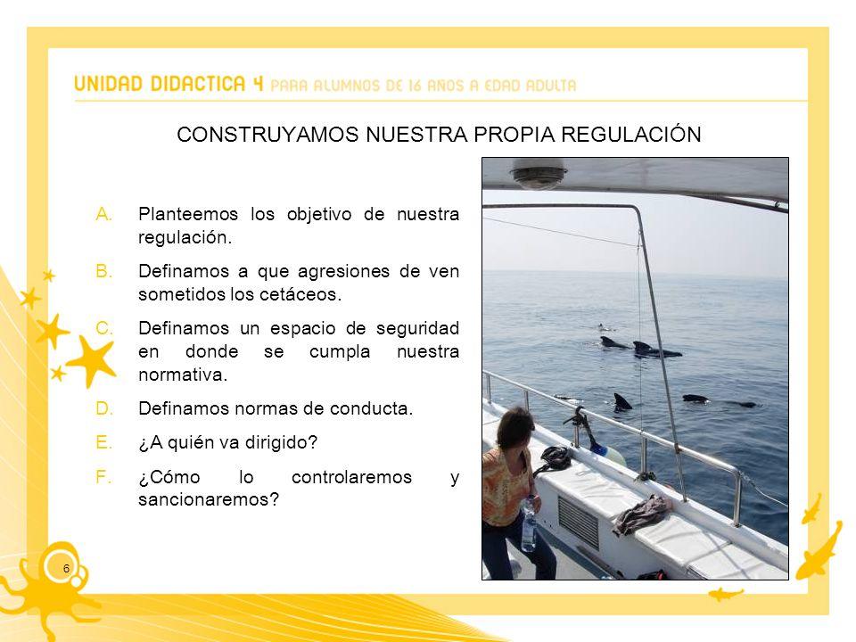 6 A.Planteemos los objetivo de nuestra regulación.