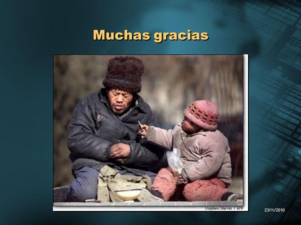 23/06/2010 40 Muchas gracias