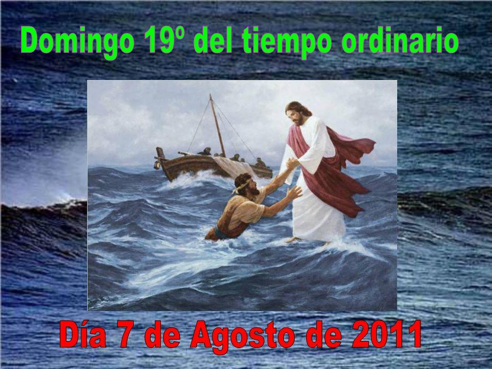 Según el lenguaje simbólico de la Biblia, el agua representa muchas veces a las fuerzas del mal.