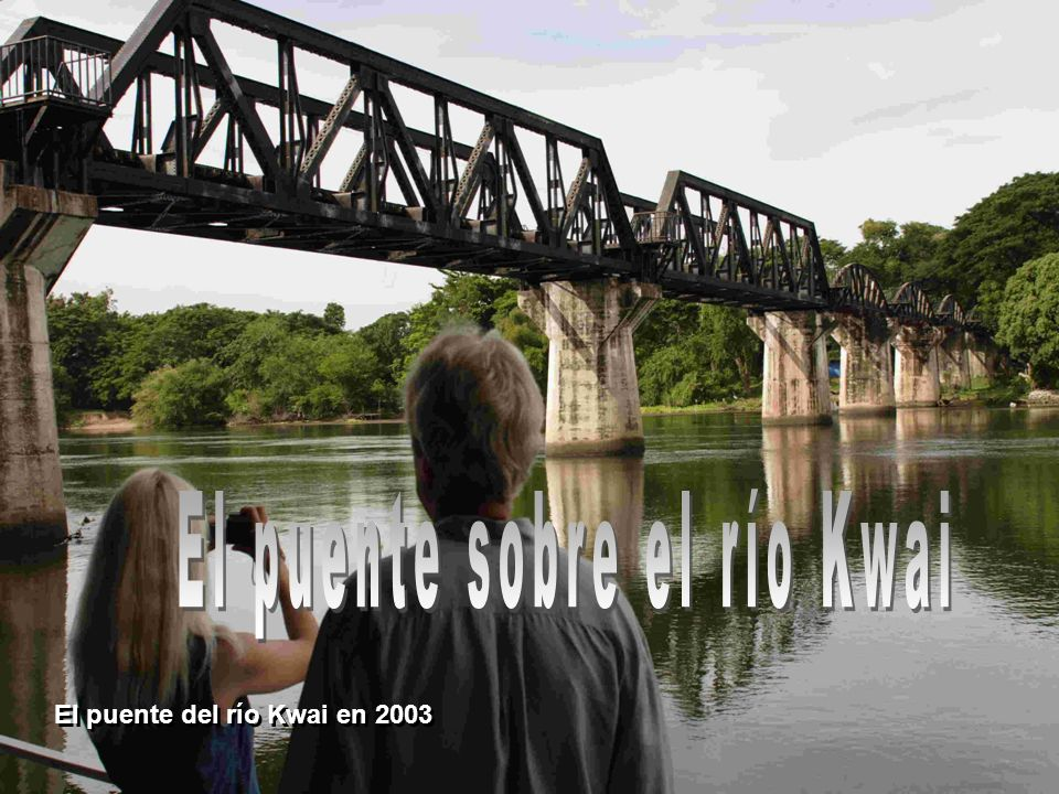 Se construyó un puente de hierro en plena selva de Ceilán, actual Sri Lanka, sólo para dinamitarlo.