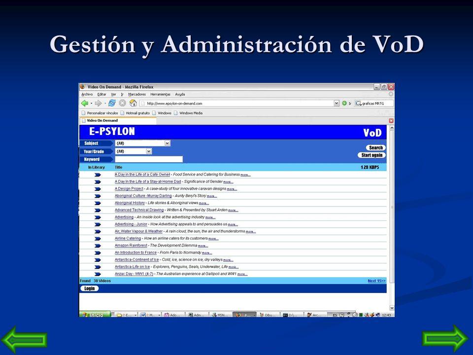 Gestión y Administración VoIP