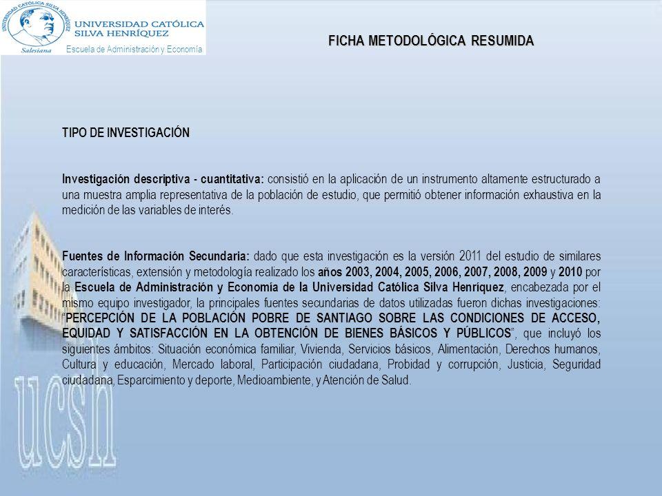 Resumen Ejecutivo Responsables de que en Chile no exista corrupción – Respuestas Asistidas - Evolución 2003 a 2011.