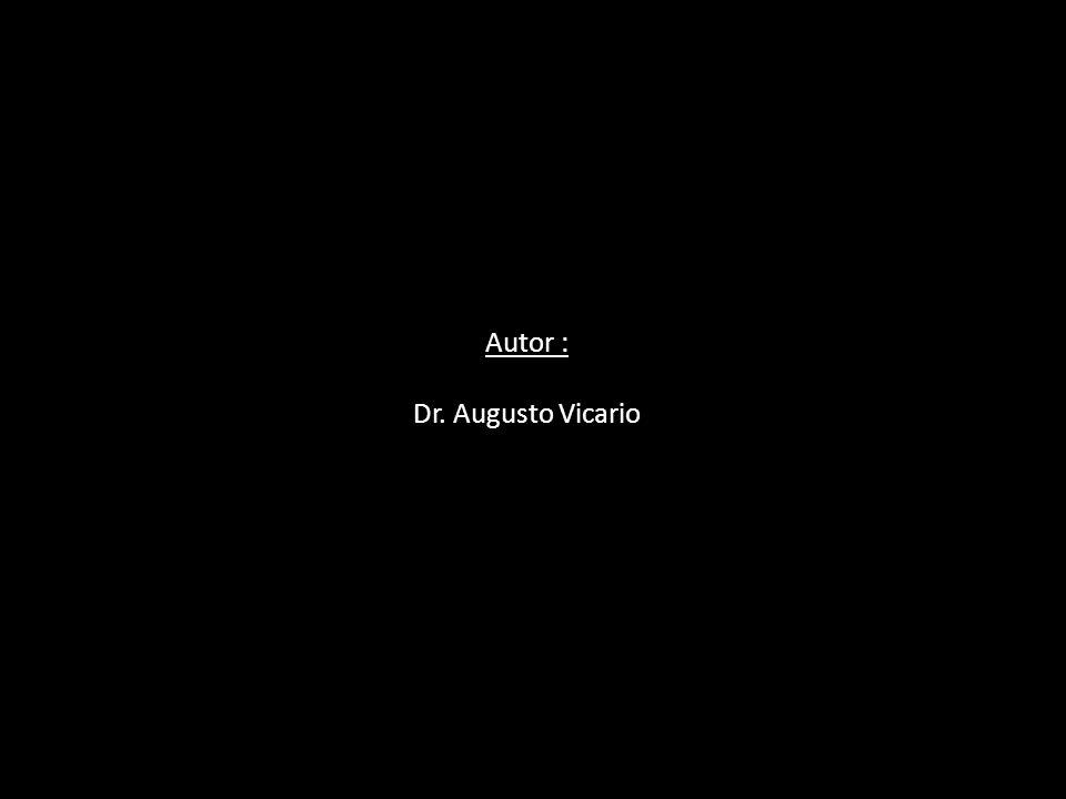 Autor : Dr. Augusto Vicario