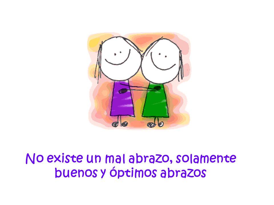 Nunca dejes para mañana si puedes abrazar a alguien hoy, porque cuando das un abrazo a alguien, en el mismo instante estás recibiendo uno de vuelta....!!!!!!.