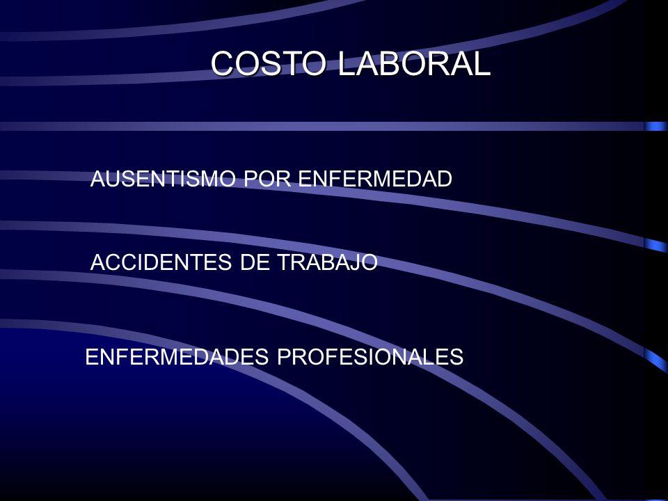 ACTIVIDADES PREVENTIVAS Prevención de accidentes y enfermedades profesionales a nivel individual exámenes en salud Mejoramiento de las condiciones de