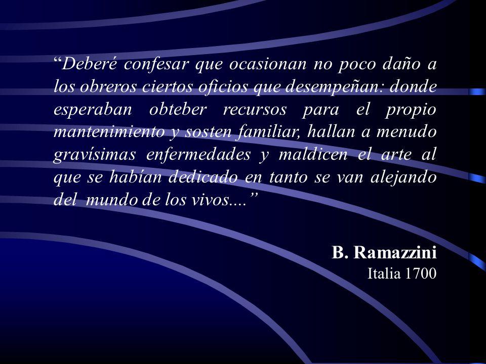 Curso UOM 2013 Salud en el Trabajo Dra.Violeta Torres
