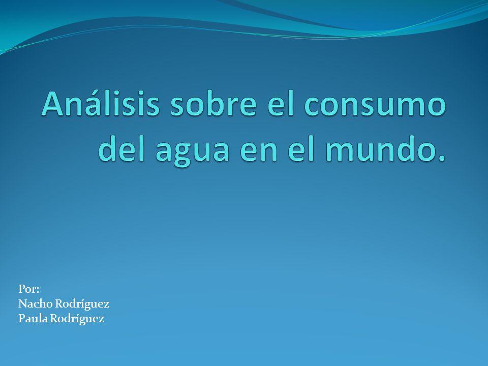 Por: Nacho Rodríguez Paula Rodríguez