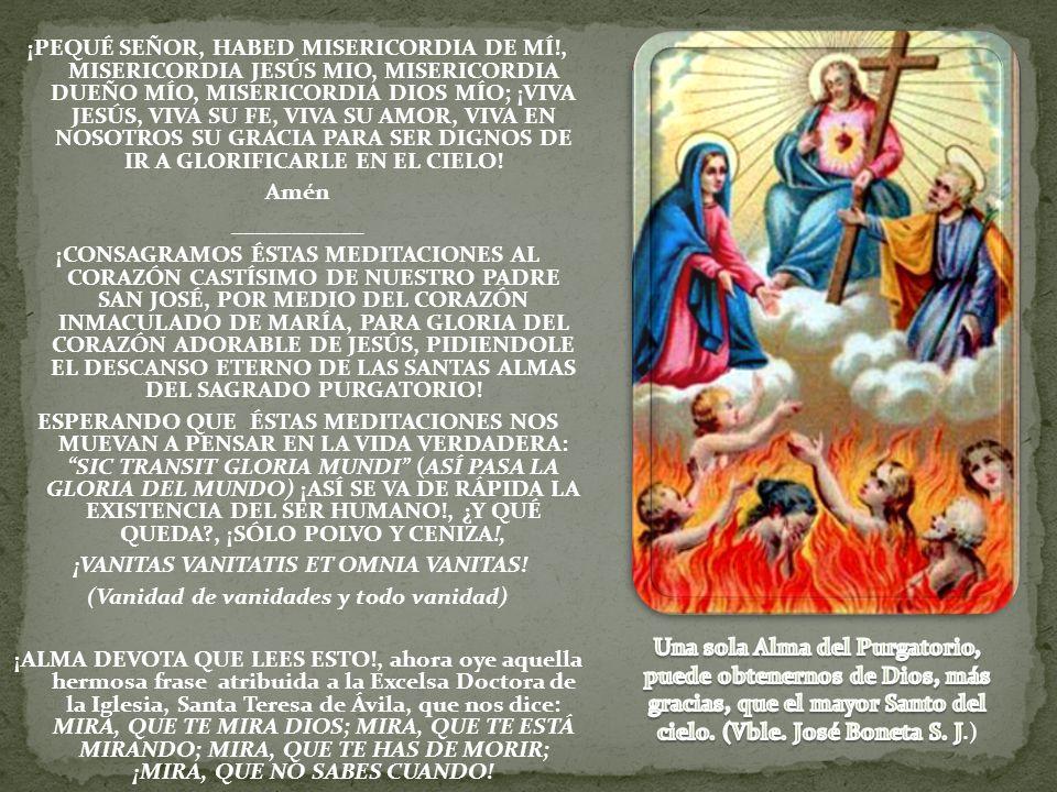 ACTO DE CONTRICIÓN ¡Señor mío Jesucristo, Dios y Hombre verdadero!, ¡Creador mío, Redentor mío, Padre mío amabilísimo! En quien creo, en quien espero,